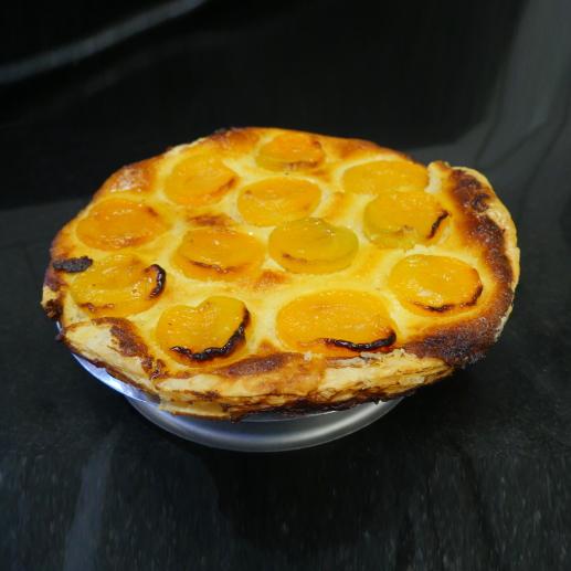 La feuillantine aux abricots (4 personnes)