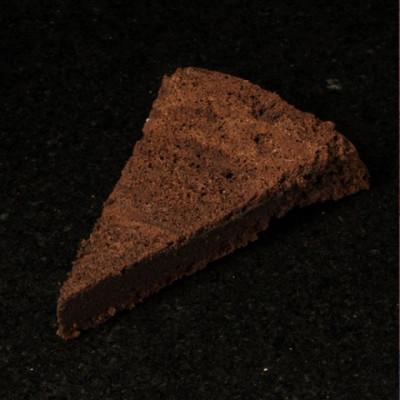 La part de moelleux chocolat