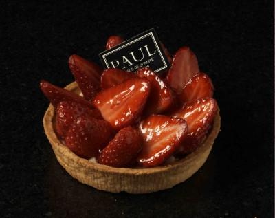 La tartelette fraises