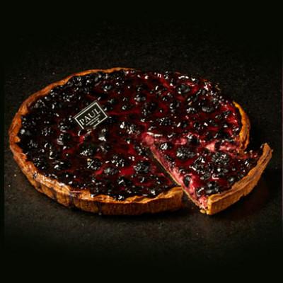 La tarte aux fruits rouges