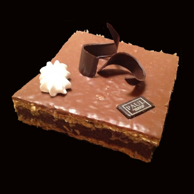 Le mille-feuille chocolat 9 personnes