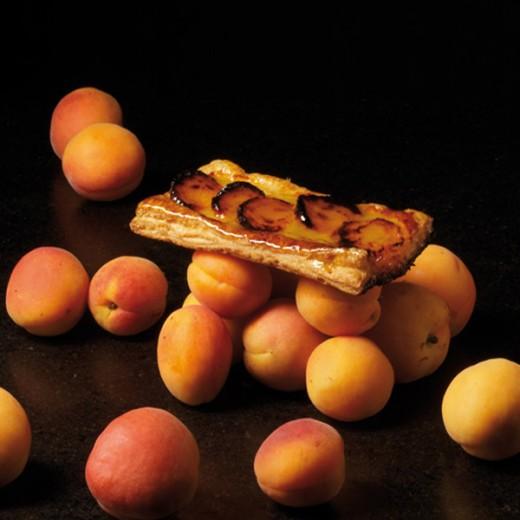 L'anglaise aux abricots