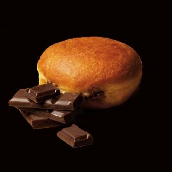 Le beignet chocolat
